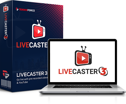 Live caster 3 review